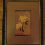 Framed Painting from the Green Heron Art Center, Opening Bid: $50