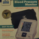 QC Automatic Blood Pressure Monitor from The Medicine Shoppe,