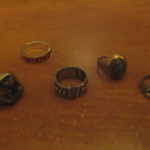 Assorted Men $10 and up Men's Rings
