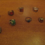 Assorted $15 and up Men's Rings